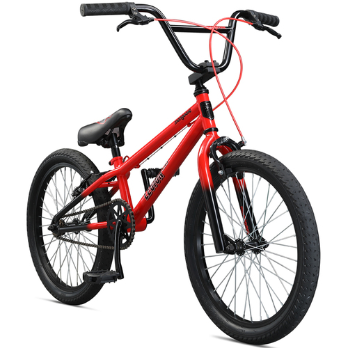 2020 Mongoose LXS Boy Bike