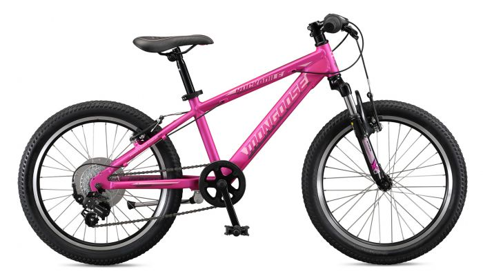2020 Mongoose Rockadile 20 Girls Mountain MTB