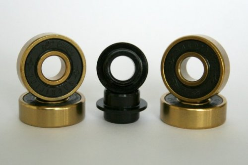 Sacrifice ABEC 9 Roller Coaster Bearings