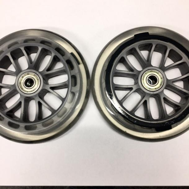 Globber 121mm Front Wheels