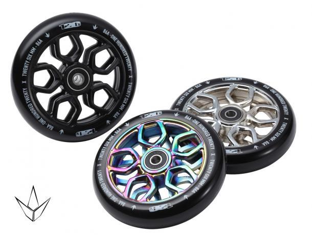 Envy 120mm Lambo Hollow Tech wheels