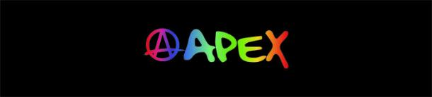 Apex Rainbow Grip Tape