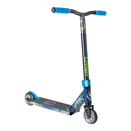 2018 Crisp Blaster Mini Scooter Dark Blue