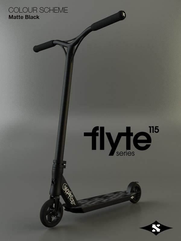 Flyte 115 Black