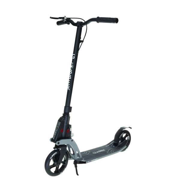 Globber Kleefer K180 Adult Scooter with front handbrake.