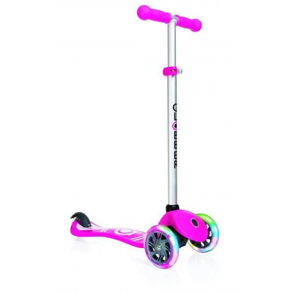 Globber Fantasy Scooter with Light Up wheels