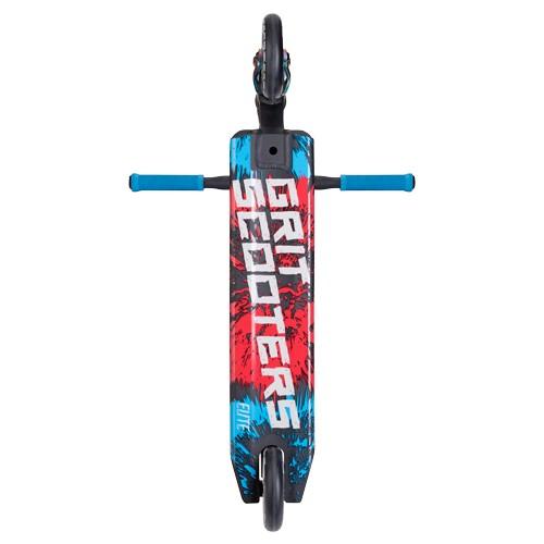 Grit Satin Black/Blue 2018 Scooter