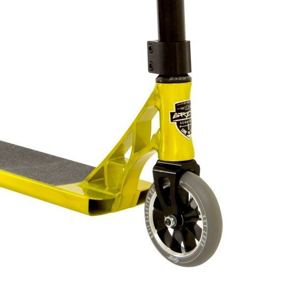 2019 Grit Tremor Scooter Trans Green