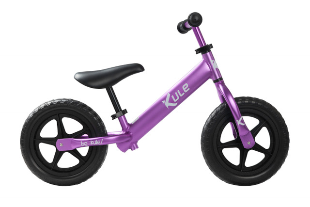 Kule  Balance Bike Purple