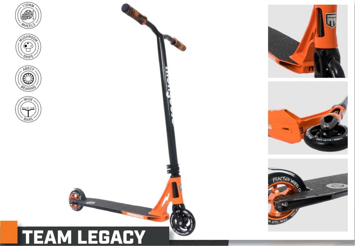 Mongoose Stance Team Legacy Scooter