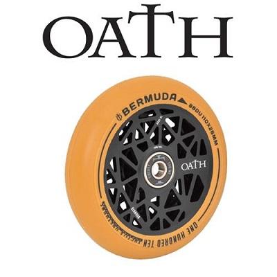 Oath Bermuda Wheels 110mm Black & Gum