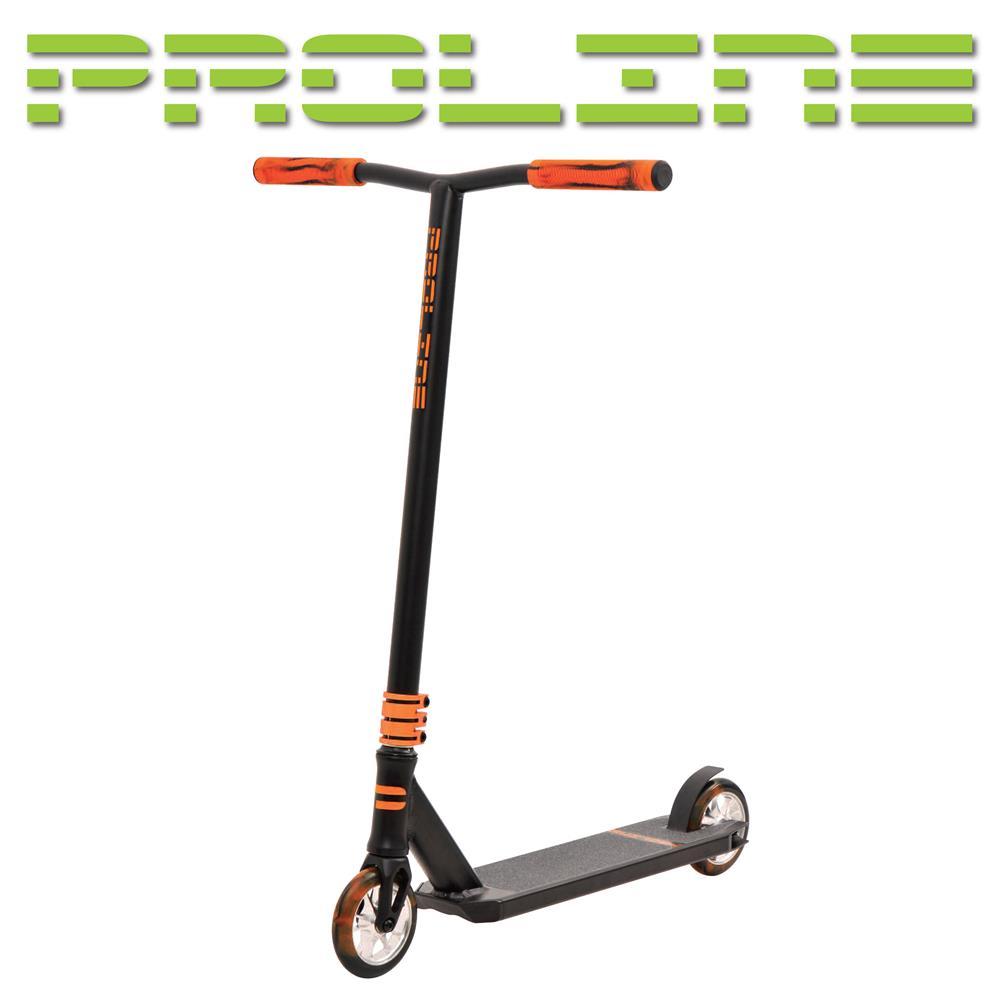 Proline L3 Complete Scooter Black & Orange