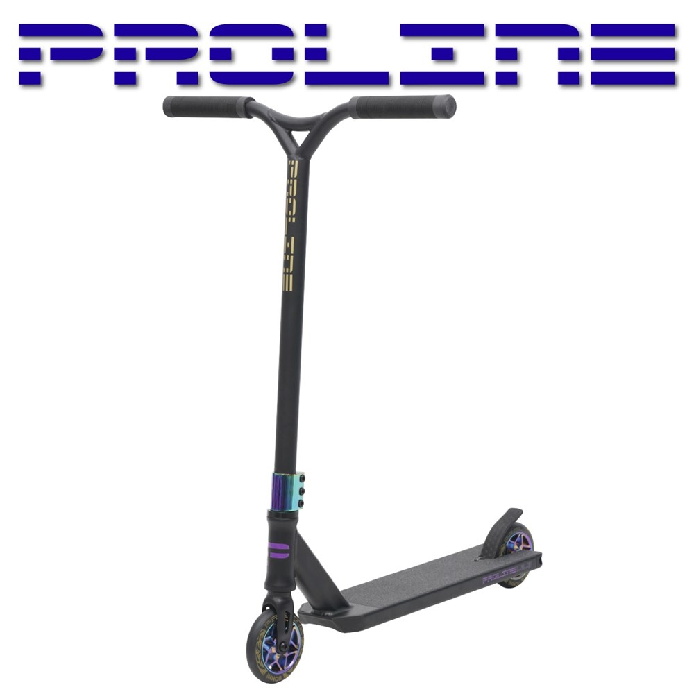 Proline L2 Black Neo Scooter 2020
