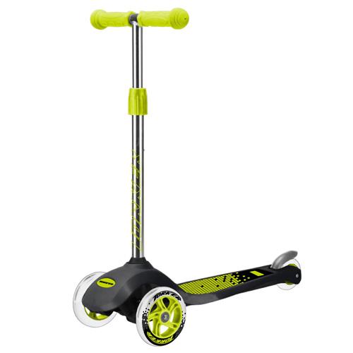 Torker Rug Rat Black & Yellow Mini kids scooter