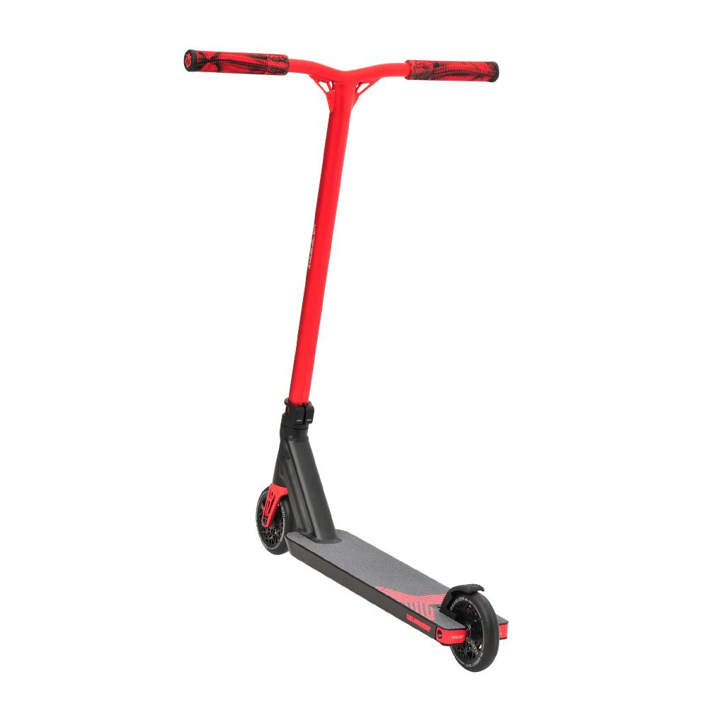Triad Delinquent Red Scooter
