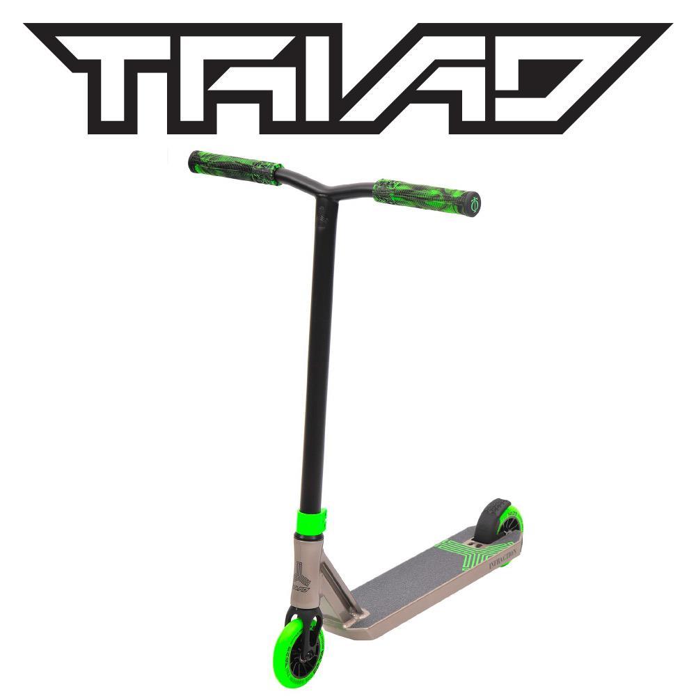 Triad Infraction Scooter Titanium Green