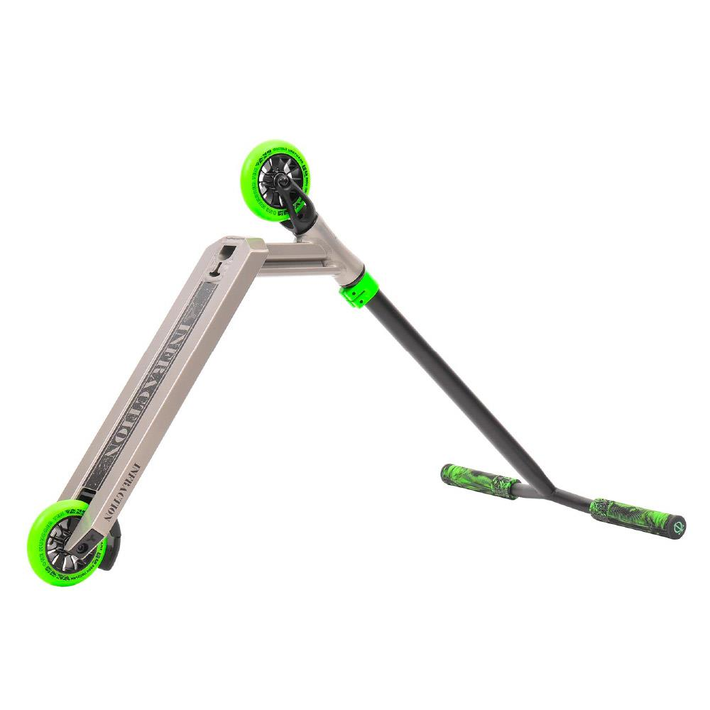 Triad Infraction Scooter Ti Green