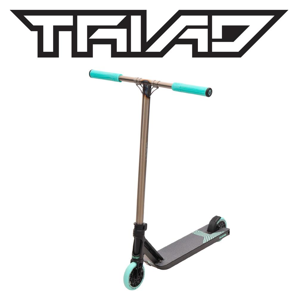 Triad Racketeer Scooter Black & Teal