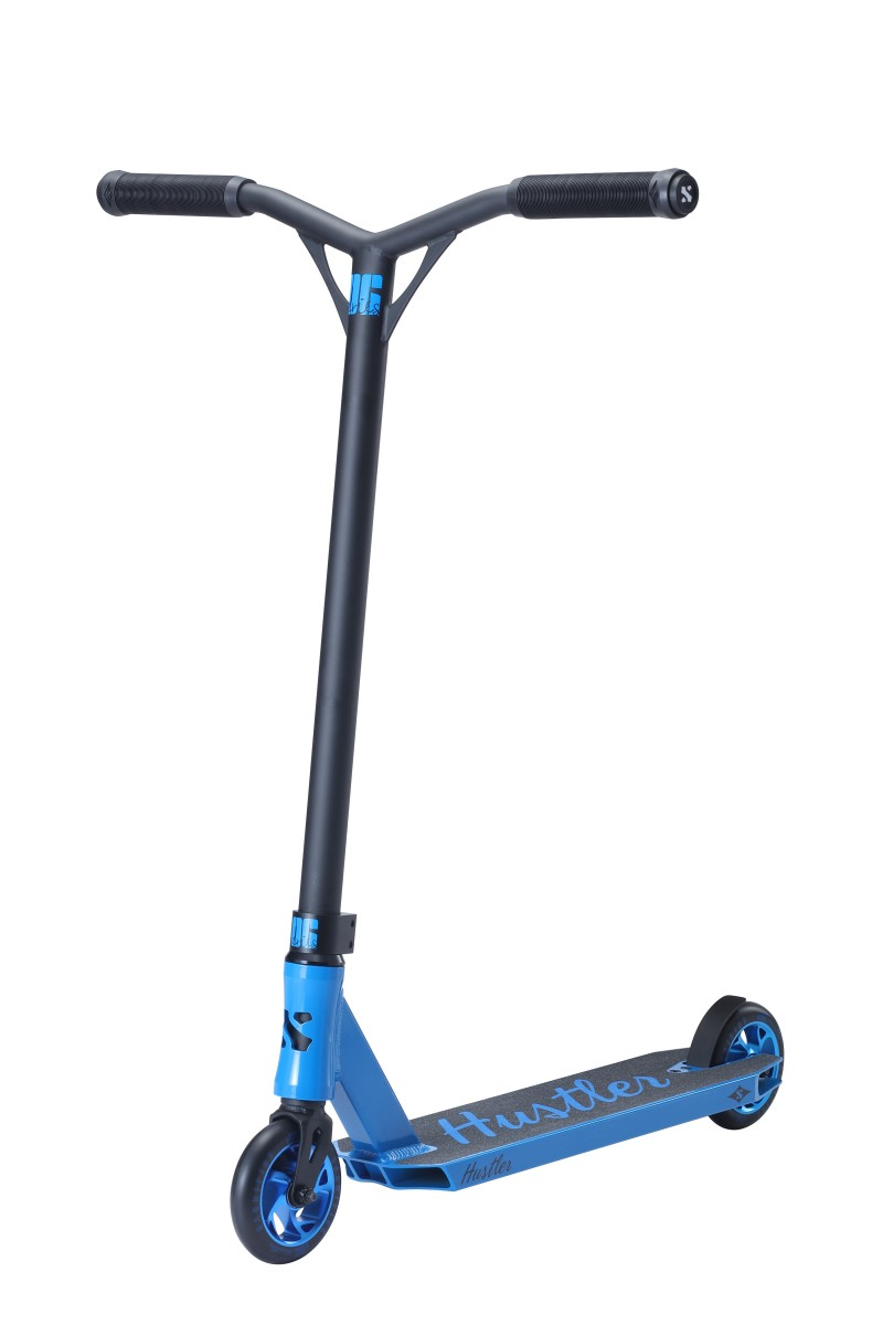 2019 Sacrifice Hustler V2 Blue Scooter