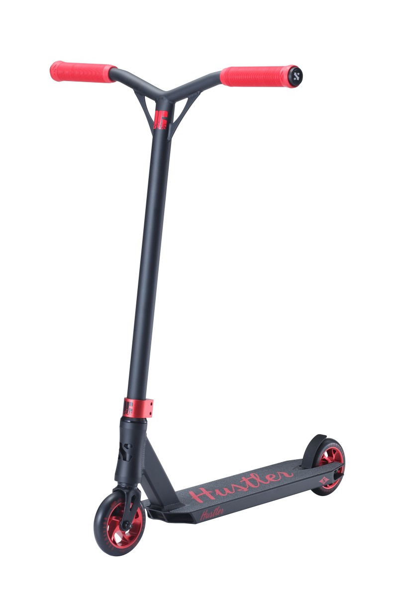 Sacrifice Hustler 2019 Black & Red Scooter