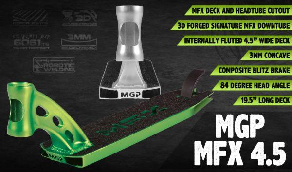VX5 MFX 4.5 Decks
