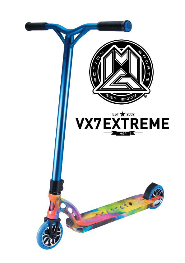 MGP VX7 Extreme Scooter Limited Edition Chalk