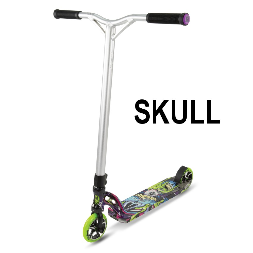 VX6 Skull Limited Edition Scooter