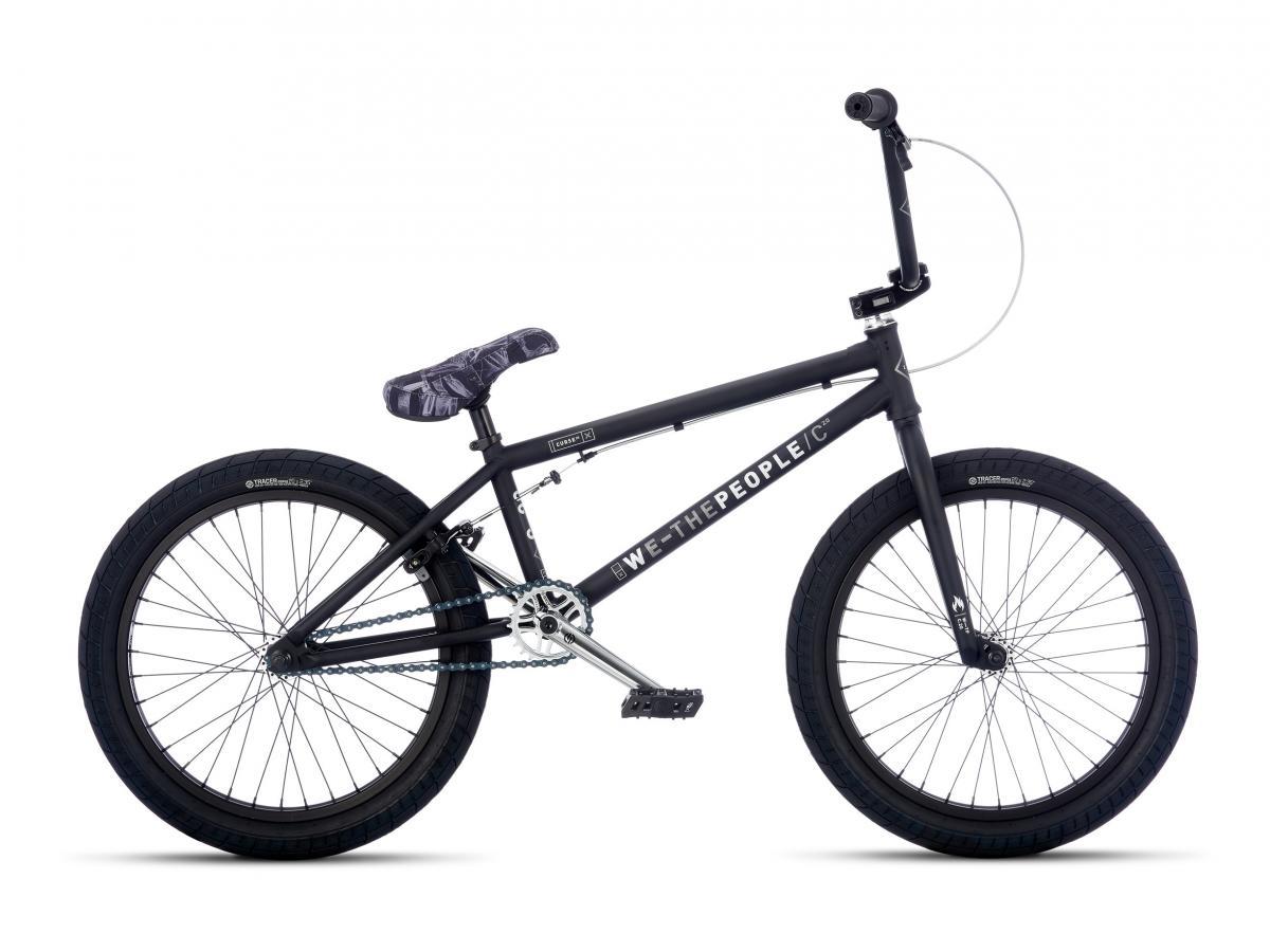 2017 Wethepeople Curse BMX Bike