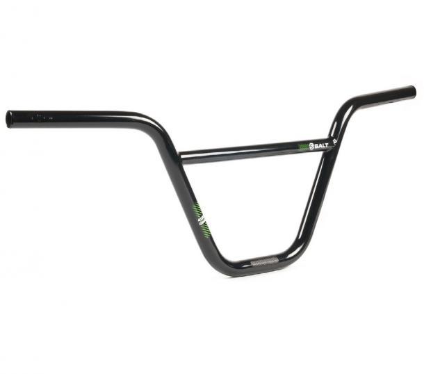 9.0 Salt PRO BMX Lenker Chrom