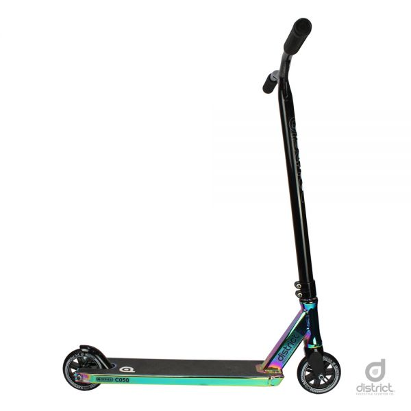 District C050 Neochrome Scooter