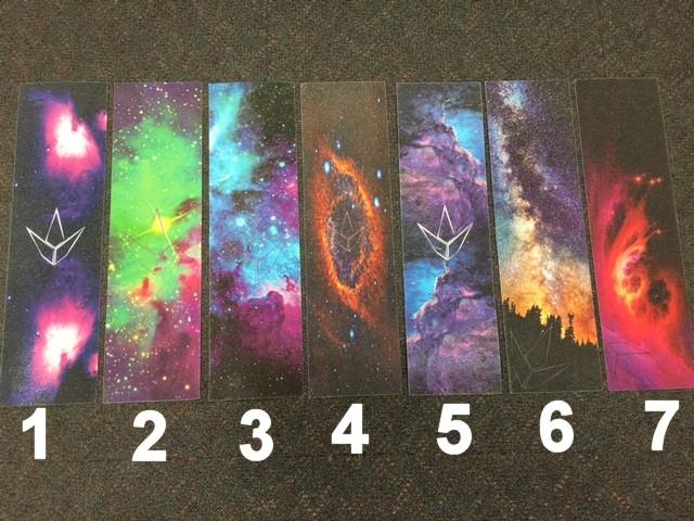 Envy Galaxy grip deck tape