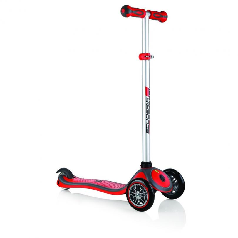 Limited Edition Ferrari Globber Scooter