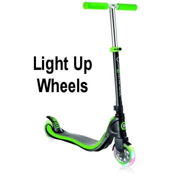 Globber Flow 125 Light Up Scooter