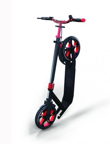 Globber NL 230 Ultimate One Second Folding Adult Scooter