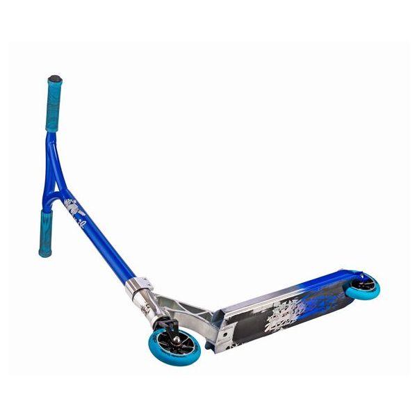 Grit Elite Scooter Silver & Blue 2017