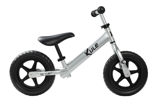 Kule Balance Bike Silver