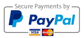 Secure Credit Card payments through PayPal