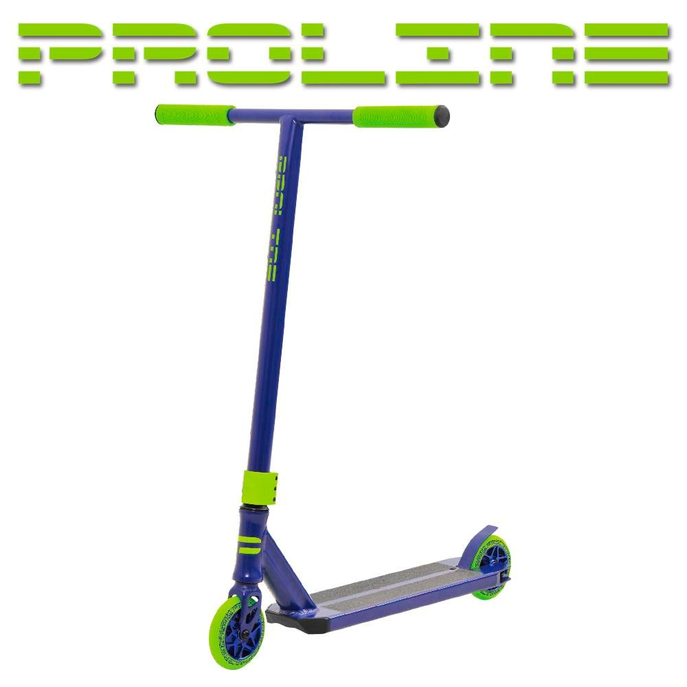 Proline Scooter Blue/Green L2 Scooter