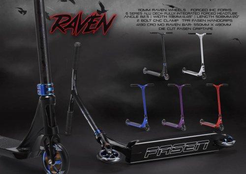 Fasen Raven Scooter