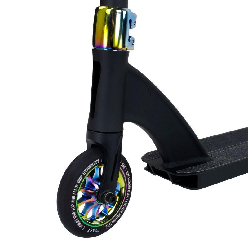 Ride 858 High Roller Black & Oil Slick
