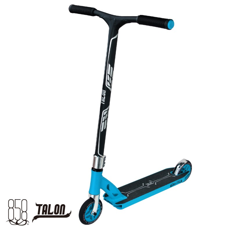 Ride 858 Talon Scooter Blue