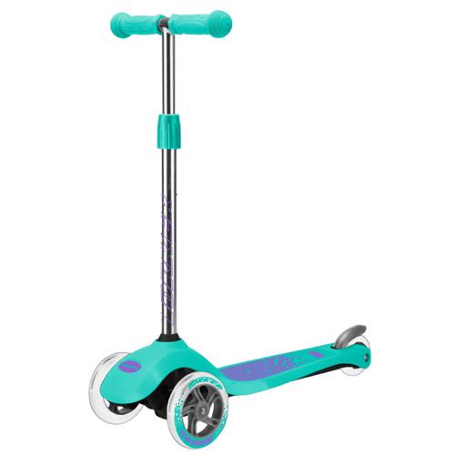 Torker Rug Rat Mint Mini 3 wheel kids scooter