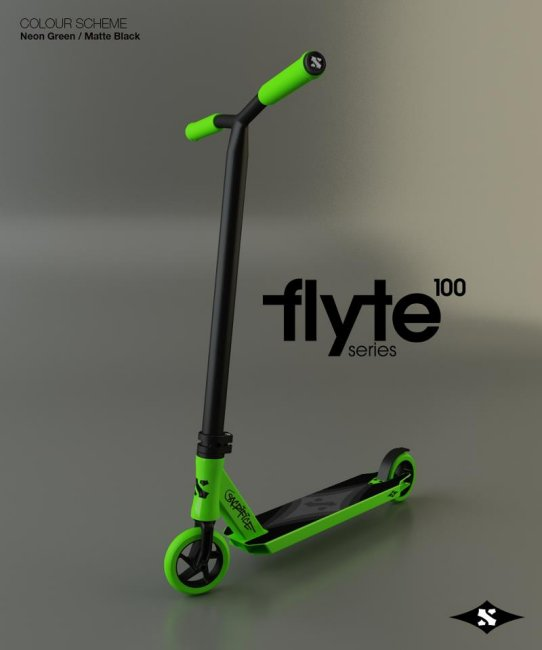 Sacrifice Flyte 100 Green
