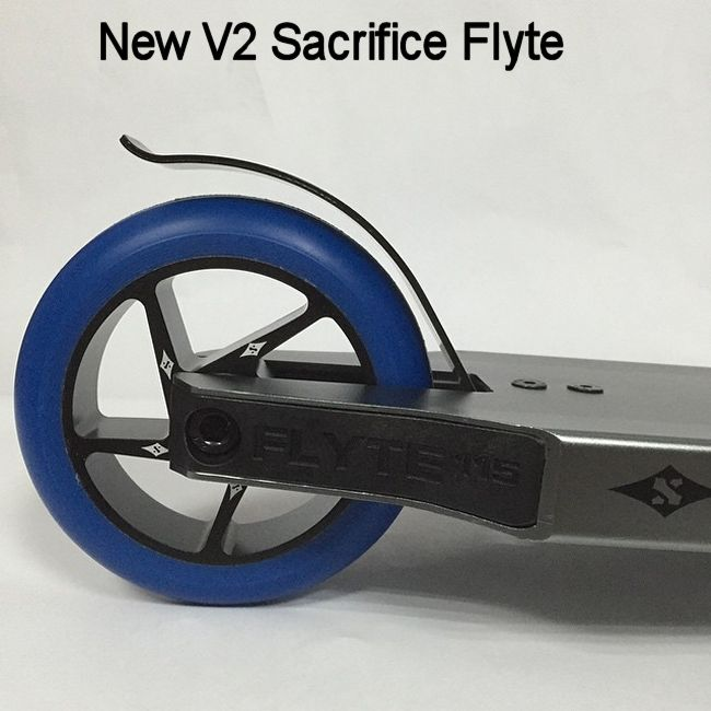 Sacrifice Flyte V2