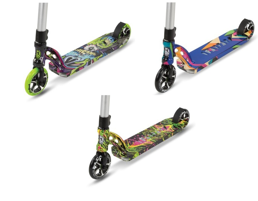 VX6 Extreme Limited Edition Scooters
