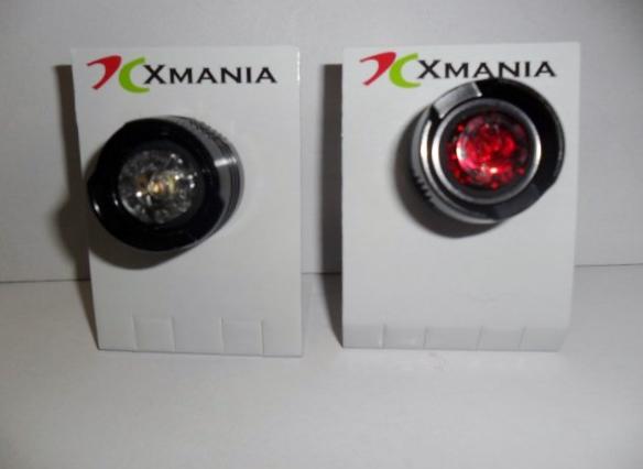 Tomoplus Xmania Gaze LED Light